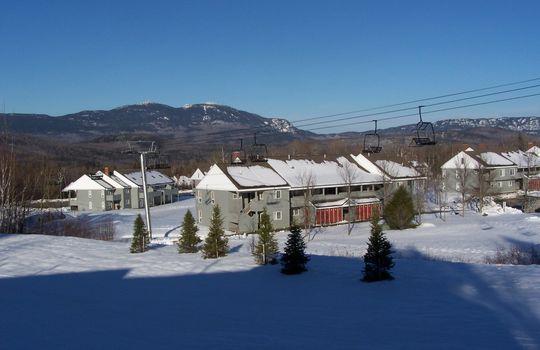 Snowbrook Village Snubber View