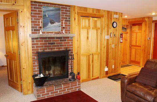 SBV 2576 fireplace