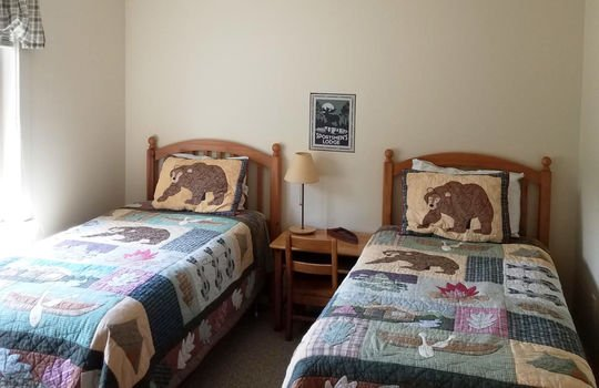 FLL 5043 Twin bed room