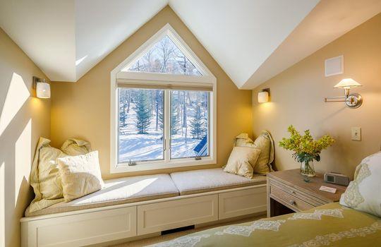 Fox Fire bedroom