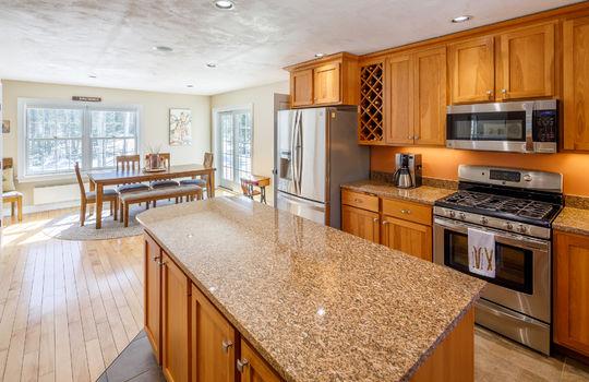 Elderberry kitchen 4