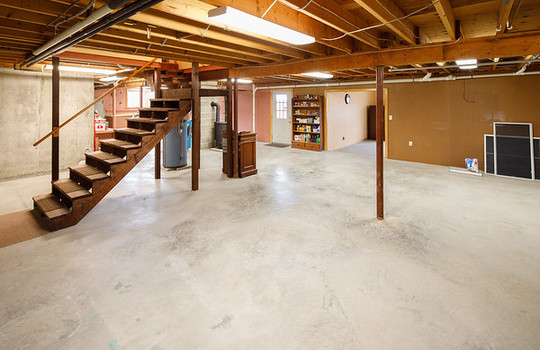 Farmington basement 2