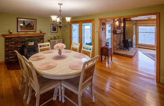 Farmington dining room