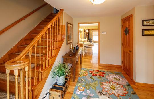 Farmington stairs