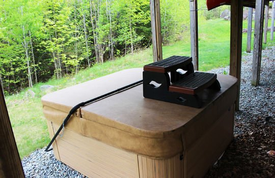 WSW 5015 Hot tub