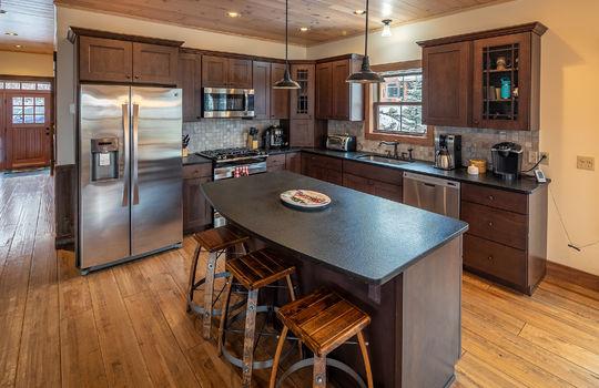 RVS 6005 SRC kitchen