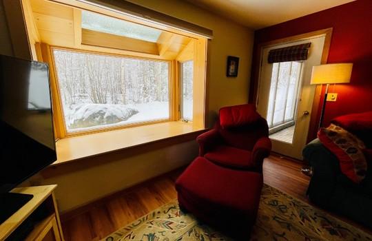 Snowflower 403 window