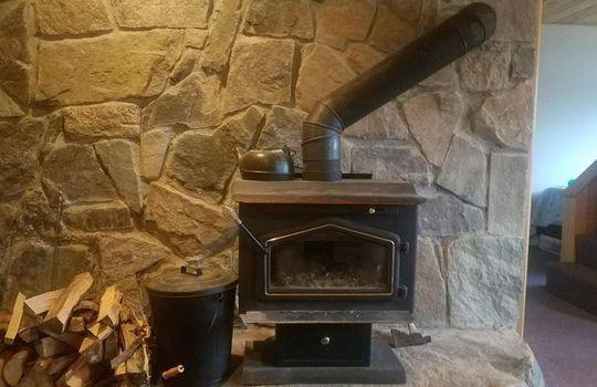 Stratton 50 MS fireplace