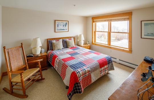 Timbers 7024 FTL bedroom
