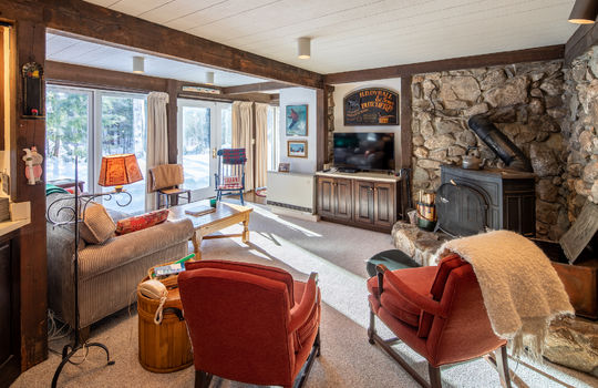 Woody Creek 5003 sitting room