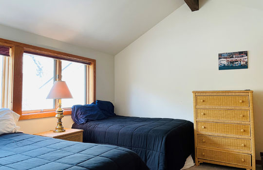 BIG 2365 HEM TWIN BEDS