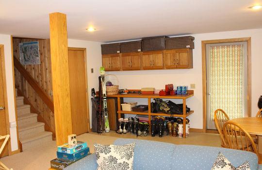 BIG 2151 BM basement storage