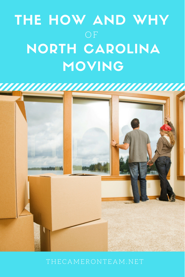 The How and Why of North Carolina Moving
