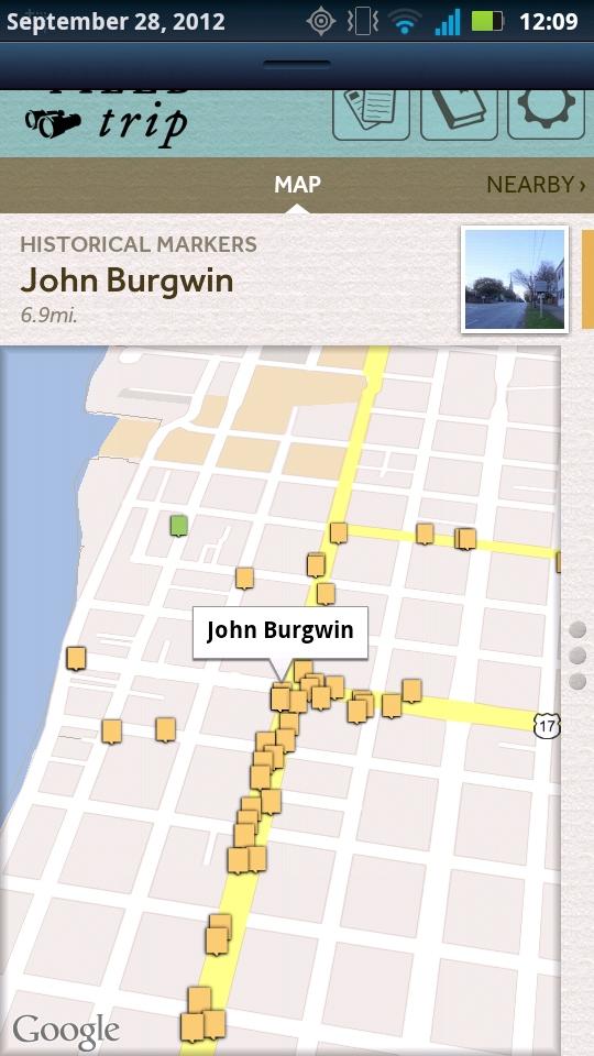 fieldtrip-app-wilmington-nc-map