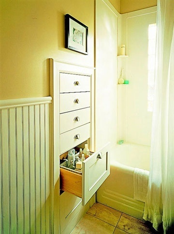 built-in-wall-drawers