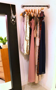dresses-on-industrial-bar