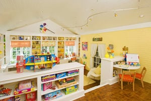 chic-and-cheap-nursery-attic-craft-room