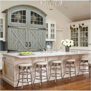 beautiful-kitchens-barn-door-refrigerator