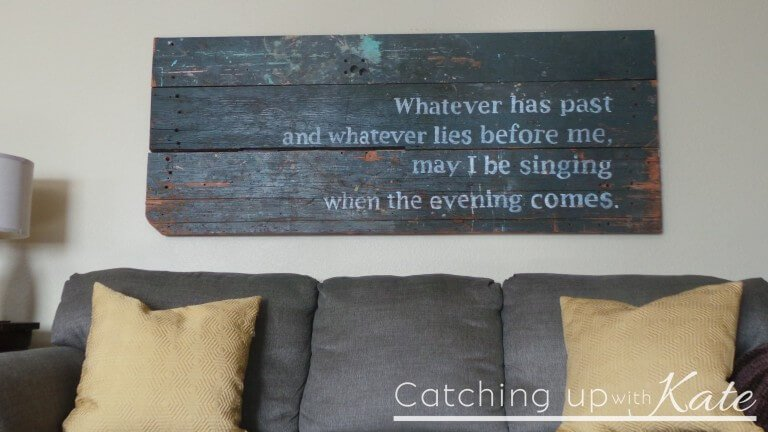 reclaimed-wood-sign-catching-up-with-kate