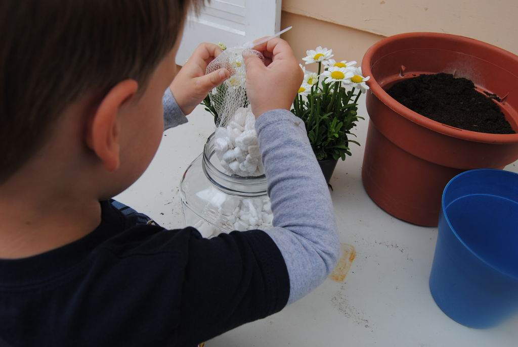 add-rocks-easy-gardening-with-kids