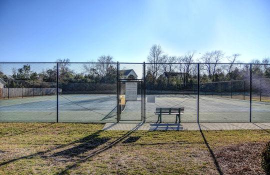 Plantation Landing - Tennis Courts