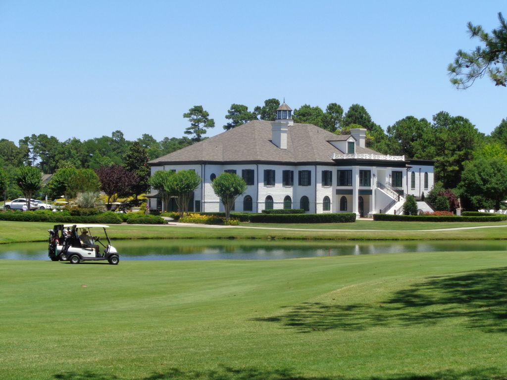 Porters Neck Plantation - Clubhouse and Golf Course