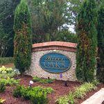 River Oaks Entrance Sign