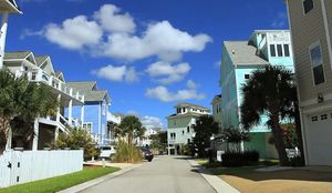 Carolina Beach Houses