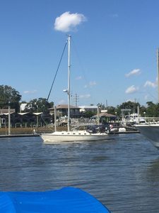 Wrightsville Beach Boat