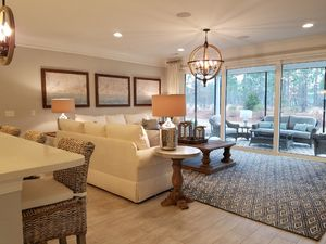 RiverLights - Del Webb - The Sonoma Living Room