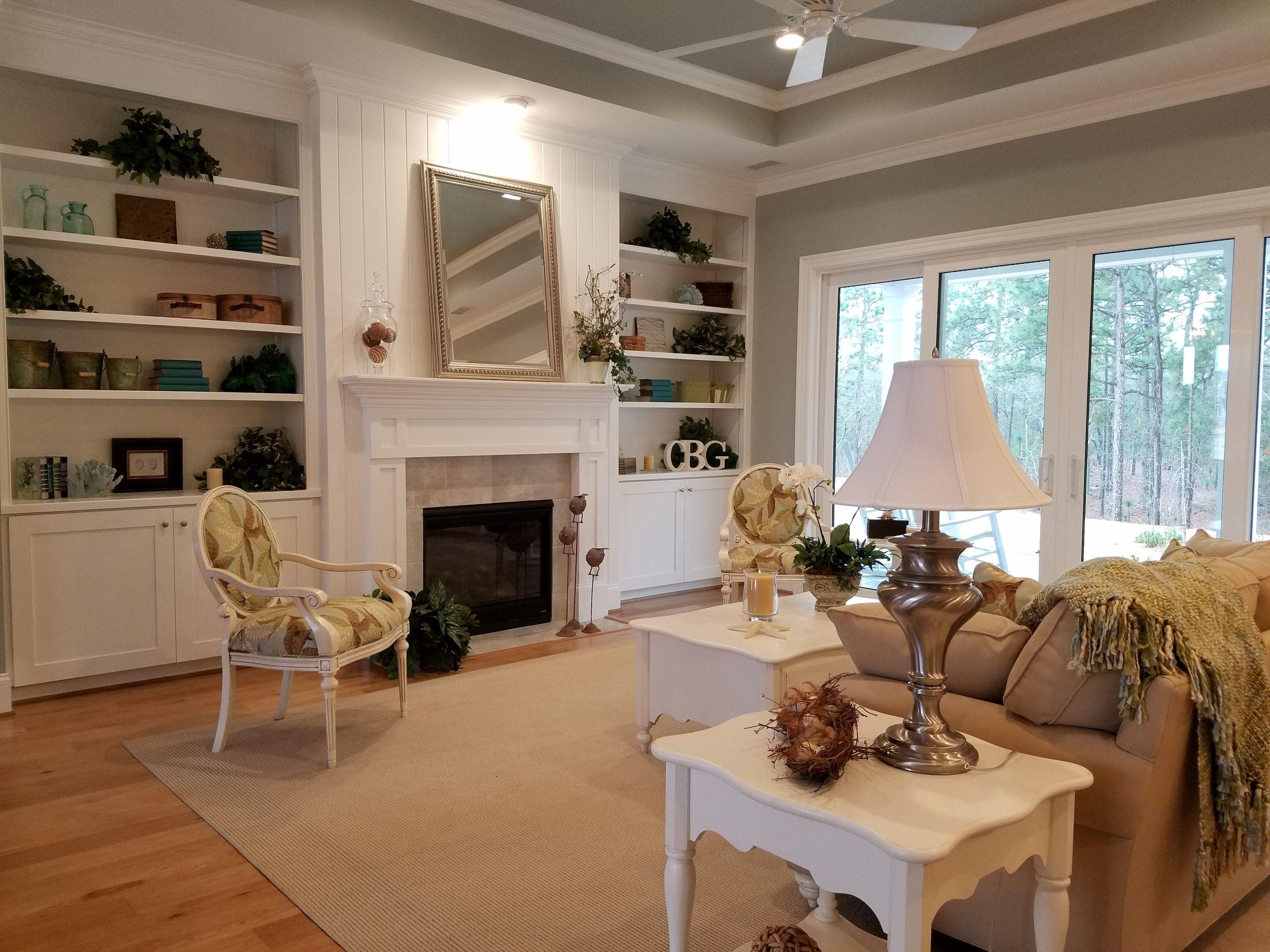 RiverLights - Charter Building Group Living Room