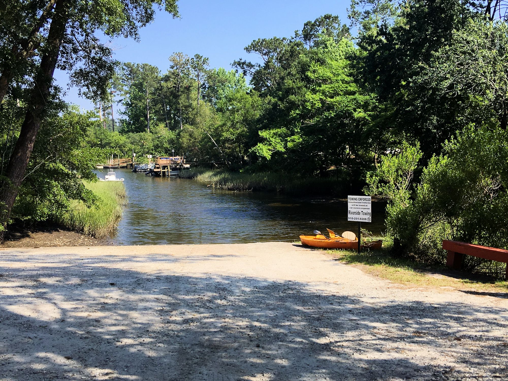 Bayshore Estates - Boat Ramp
