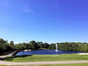 Beau Rivage Plantation - Pond View