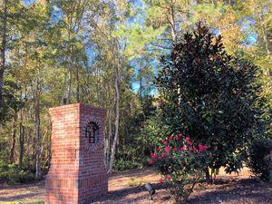 Forest Hills - Entrance Sign