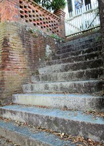 Historic District - Steps