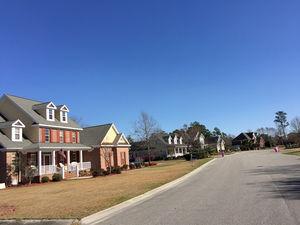 Marsh Oaks - Streetscape