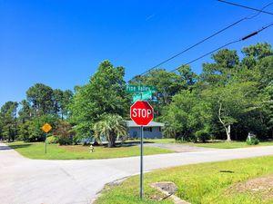 Pine Valley Estates - Street Sign