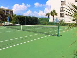 Station One - Tennis Courts