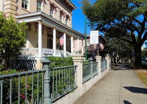 Historic District - The Latimer House