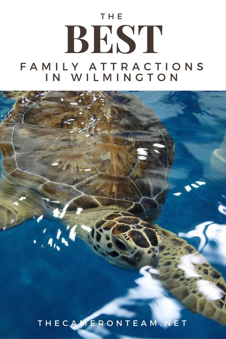 Best Family Attractions in Wilmington