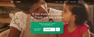 Landed Down Payment Assistance for Teachers