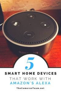 5 Smart Home Devices That Work with Amazons Alexa