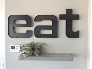 eat Metal Sign - MudDauberMtg