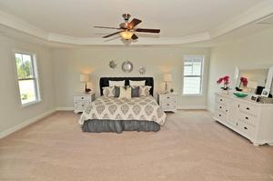 Roundtree Ridge - Master Bedroom