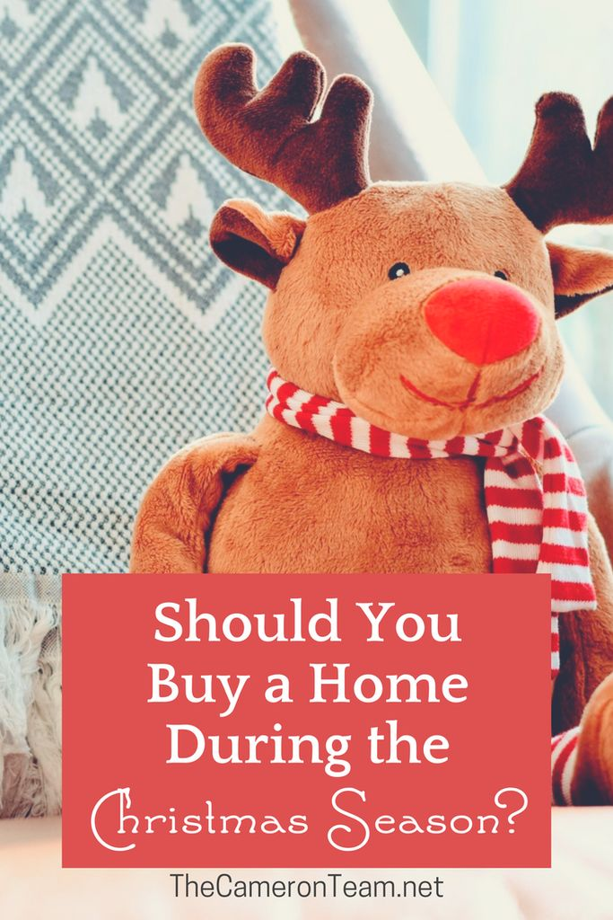 Should You Buy a Home During the Christmas Season?