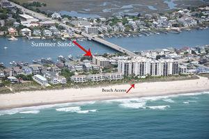 Summer Sands - Aerial