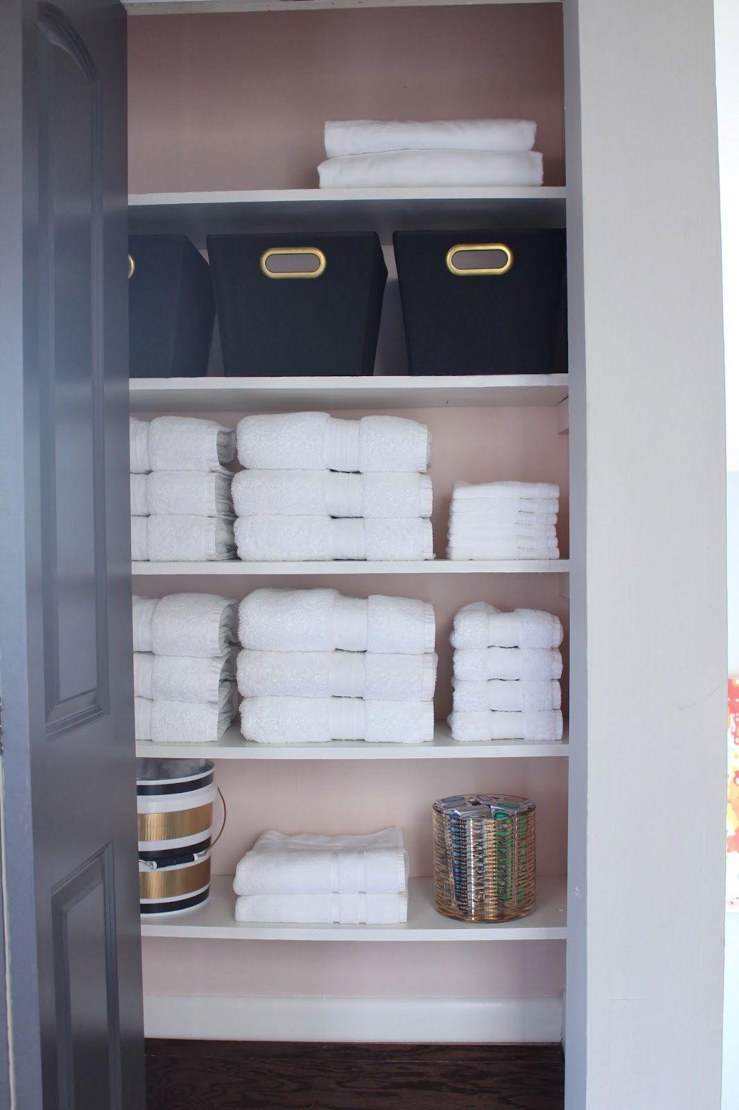 Blush Closet - Confetti and Stripes