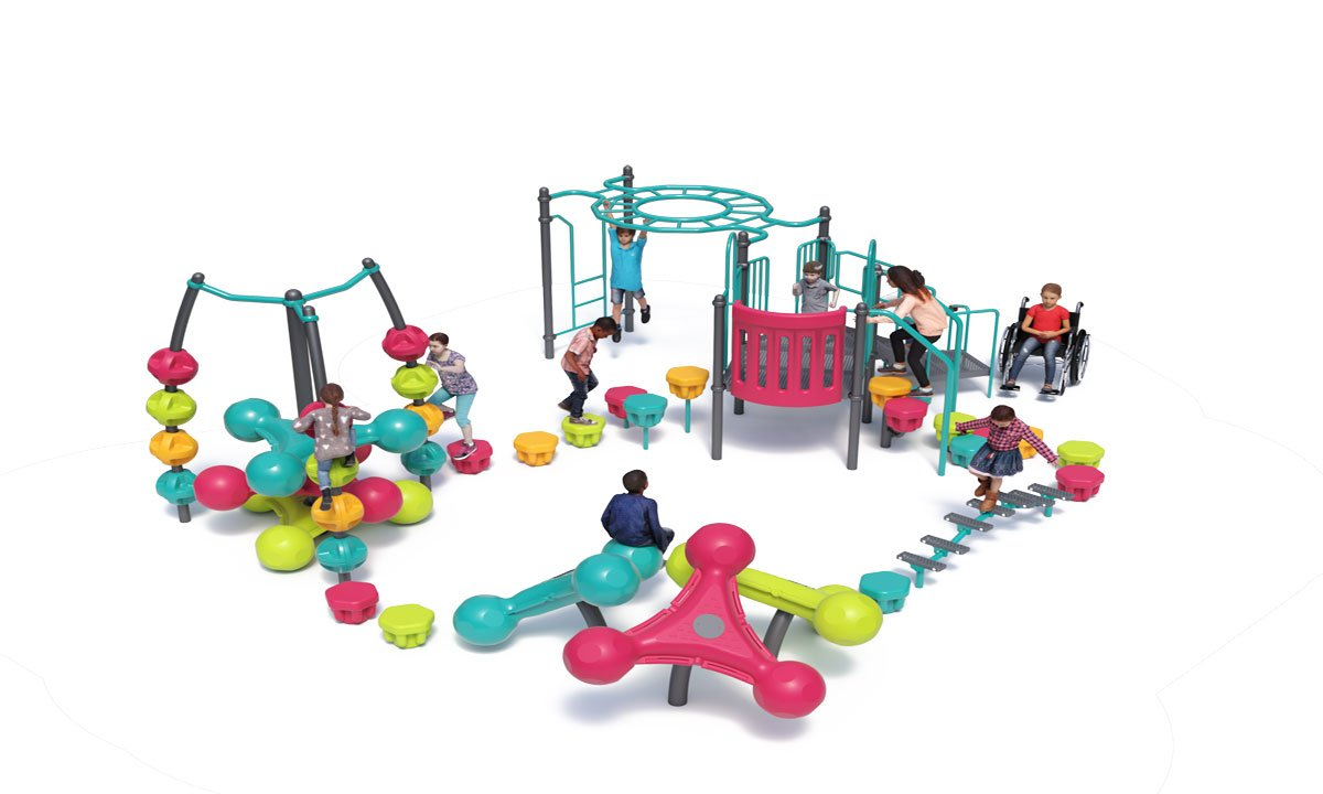 Kings Grant New Playground