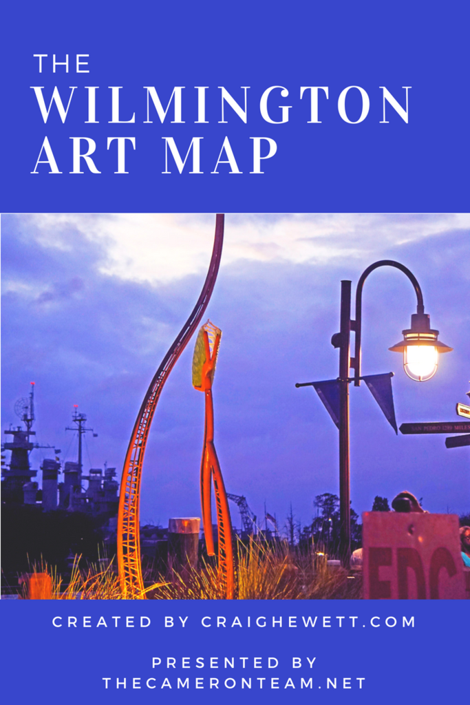 The Wilmington Art Map