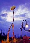 Venus Flytrap Statue in Wilmington NC